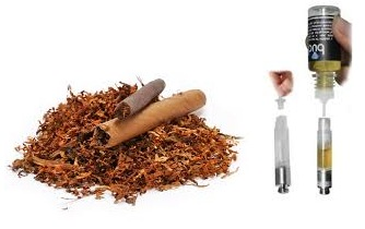 vulling-esigaret-tabak